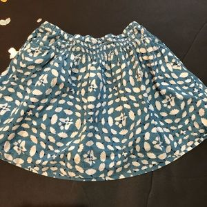 Mini Boden Butterfly Skirt
